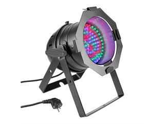 Cameo PAR 56 CAN - 108 x 10 mm LED RGB schwarz