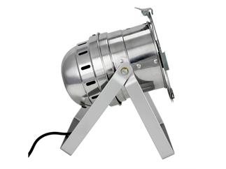 Cameo PAR 56 CAN - 9 x 3 W RGB LED silber