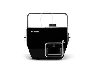 Cameo PHANTOM H2 - Kompakter Hazer mit zweifarbiger Tankbeleuchtung und Füllstandsanzeige