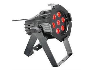 Cameo Studio Mini PAR - 7 x 8 W RGBW LED schwarz