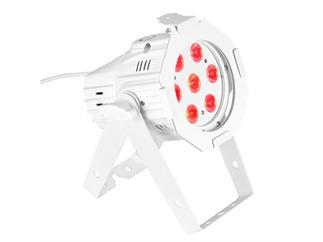 Cameo Studio Mini PAR - 7 x 8 W RGBW LED weiß