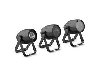 Cameo Q-SPOT 40 WW - Kompakter Spot mit 40W WW-LED in schwarzer Ausführung