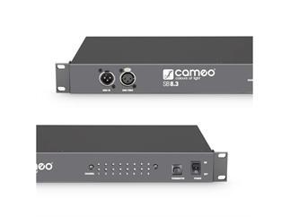 Cameo SB8.3 - 8-Kanal DMX Splitter / Booster 3-pol