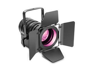 Cameo TS 60 W RGBW LED Theater-Spot mit Plankonvexlinse - schwarz