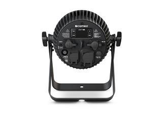 Cameo Zenit B60 B - Akkubetriebener 4x 15W RGBW W-DMX IP65 schwarz