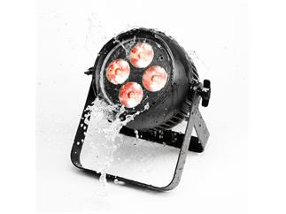 Cameo ZENIT P 130 - 4 x 32W RGBW Osram OSTAR LEDs IP65