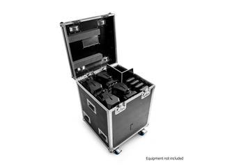 Cameo ZENIT W300 CASE 4 - Flightcase für 4 ZENIT W300