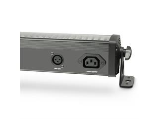 Cameo BAR 10 RGB IR - 252 x 10 mm LED RGB Colour Bar schwarz mit IR-Fernsteuerung