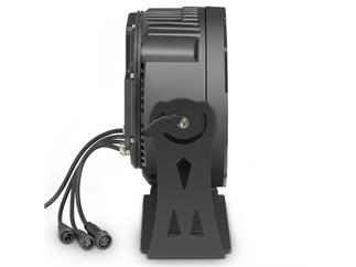 Cameo Outdoor Flat Pro Par Can 18 IP65 - 18x10 W Flat RGBWA Schwarz