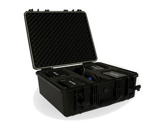 Case für 4 Magic® FX Power Shots