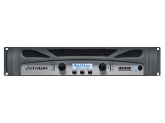 Crown XTI 4002 2 x 1200W an 4 Ohm, DSP, Freuqenzweiche, EQ, Limiter integiert!