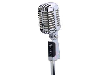 LD Systems D1010 - Gesangsmikrofon dynamisch Memphis Style