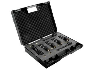 DAP-Audio DK-7 - Instrument microphone kit