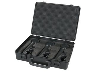 DAP PDM-Pack, 3 Vocal Mikrofone inkl. Case