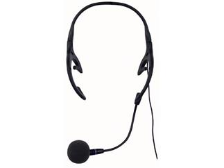 EH-1 Condenser Stage Headset Microphone