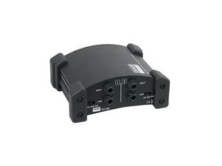 DAP-Audio PDI-200, passive DI-Zweiwegebox