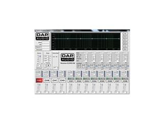DAP-Audio DSM-26 MKII digitales Lautsprechermanagementsystem 2-in, 6-out