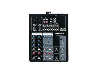 DAP-Audio GIG-62 Live Mixer 6-Kanal