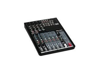 DAP-Audio GIG-104C Live Mixer 10-Kanal inkl. Dynamics
