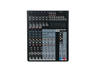 DAP-Audio GIG-124C Live Mixer 12-Kanal inkl. Dynamics