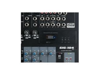 DAP-Audio Bluetooth 2.1 Audio module for GIG 83CFX/104C/124C/124CFX
