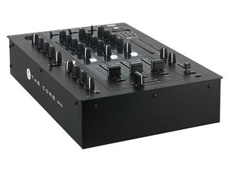 DAP-Audio CORE MIX-3 USB 3-Kanal DJ-Mixer mit USB-Interface