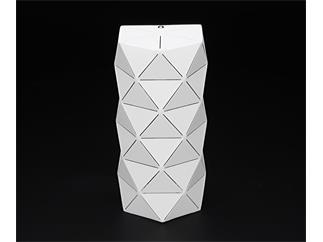 Deko Light Wandaufbauleuchte Asterope linear weiß