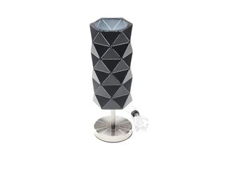 Deko Light Tischleuchte Asterope linear schwarz