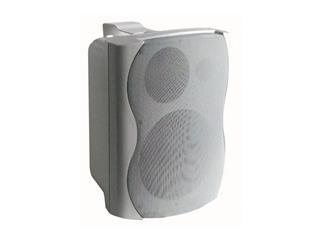 DAP PRA-82 2 Way Speaker 25W mit Endstufe, weiß