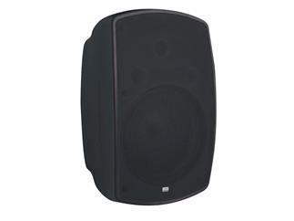 DAP-Audio EVO 8, Set mit 2 Stk, passiv, 80W, 8 Ohm, schwarz
