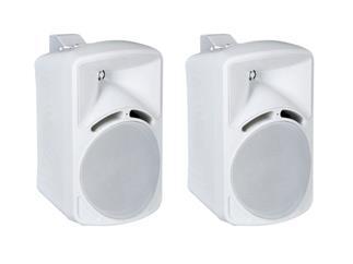 DAP-Audio PM-82 Moulded Speaker - Weiss, Preis pro Paar