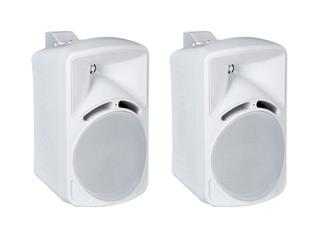 DAP-Audio PMT-82 Moulded Speaker - White, 100V, ELA