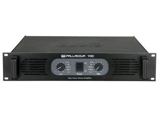 DAP Palladium P-700, schwarz, 2x350W / 4 Ohm