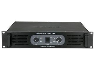 DAP Palladium P-900, schwarz, 2x525 W / 4 Ohm