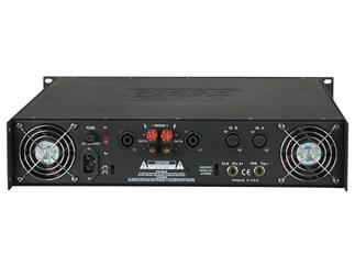 DAP Palladium P-1600, schwarz, 2x800W / 4 Ohm