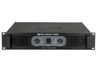 DAP Palladium P-2000, schwarz, 2x1025W / 4 Ohm