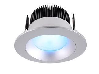 Deko Light Deckeneinbauleuchte, COB 94 RGBW, spannungskonstant, 24V DC, 16,00 W
