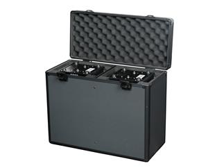 Showtec Shark Spot One 2er Set + Case