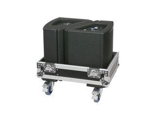 "DAP-Audio M10 BUNDLE, 2x aktiver Monitorlautsprecher 10"" inkl. CASE"