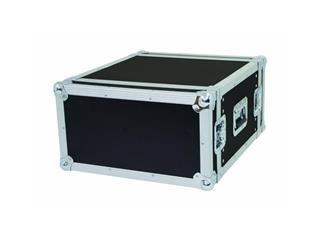 "19"" Rack - Flightcase 6 HE, Double Door"