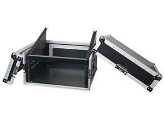 DAP Rackcase with Topmounting 4U,  4HE + 10HE