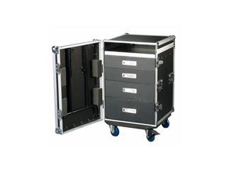 Schubladen Case 12HE + Arbeitsfläche (NEW)