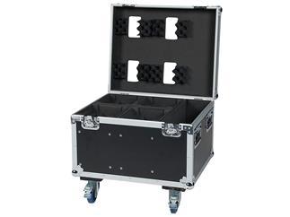4x Showtec Phantom 65 Moving Head Spot 65W LED inkl. Case