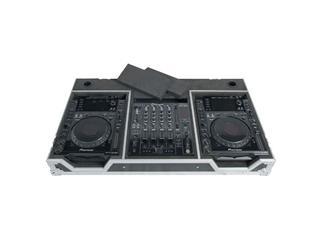 Combicase Pioneer DJM & 2x CDJ DJM600-800, CDJ800-2000