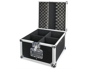 DAP Flightcase for 4pcs LED par 56 short