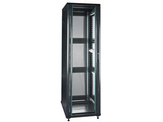 """DAP 19"""" Server Cabinet Glass Door 42U"""
