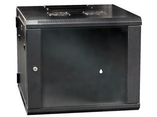 "DAP 19"" Wallmount Server Cabinet 9U"