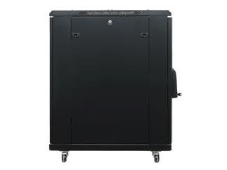 """DAP-Audio RCA-SR18G MKII - 19"""" Server Rack Glass Door 18U"""