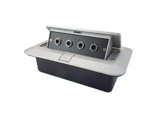 DMT PMP-1 Pop-up Multimedia Panel - 4 x Jack plug