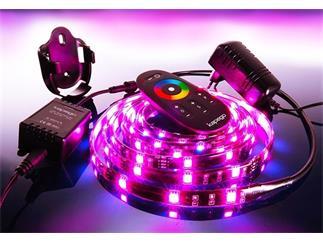 Kapego LED Mixit Set RF Color RGB 4.0m